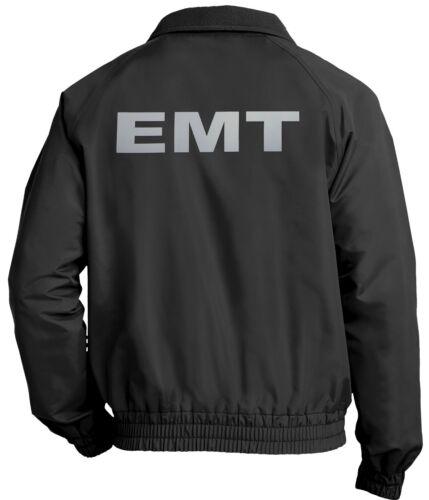 Medical fodera fleece Emt riflettente Logo Emergency Economy in Giacca fvPwzwq