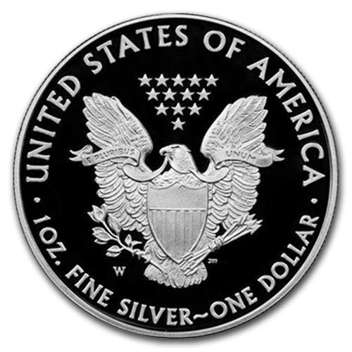 First Strike 2018-W Proof Silver American Eagle PR-70 PCGS SKU#153445