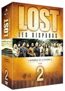 Lost-les-disparus-L-039-integrale-saison-2-Coffret-7-DVD-DVD-NEUF