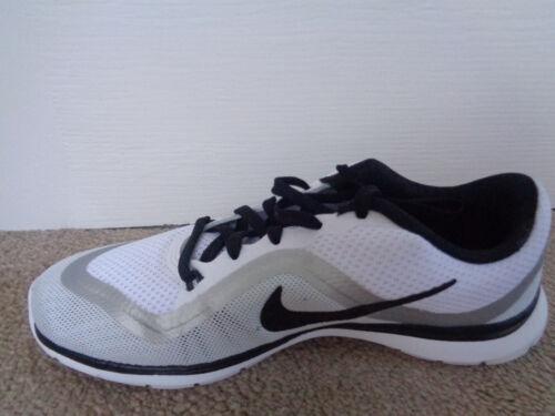 Nike Flex Trainer 6 Mujeres Zapatillas Zapatos 831217 102 UK 3.5 EU 36.5 nos 6 Nuevo   Caja