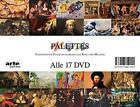 Palettes Box 1-17 (2015)