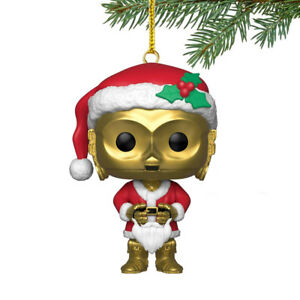 C3po Christmas Ornament Droid Star Wars Life Day Tree Decorations