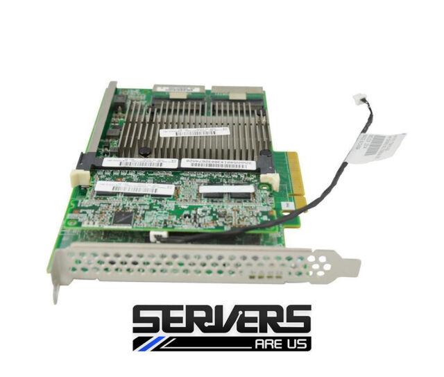 HP Smart Array 12GB 2-Port SAS Controller 761874-B21 P840//4GB FBWC