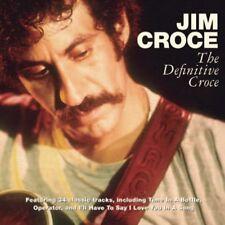 Jim Croce - Definitive [New CD] UK - Import