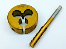 516 24 Nf Tap Amp Die Alloy Steel Hand Threading Tool 516 Nf 24 Lot Of 2