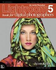 Voices That Matter: The Adobe Photoshop Lightroom 5 : Book for Digital Photographers by Scott Kelby (2013, Paperback)