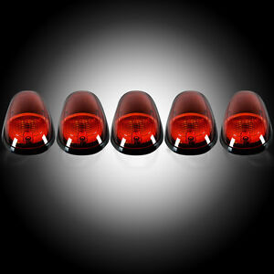 Recon-Amber-Cab-Light-Kit-LED-2003-Dodge-Ram-264146AM