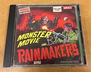 The-Rainmakers-Monster-Movie-Album-Bob-Walkenhorst-Auto-CD-Signed-2014