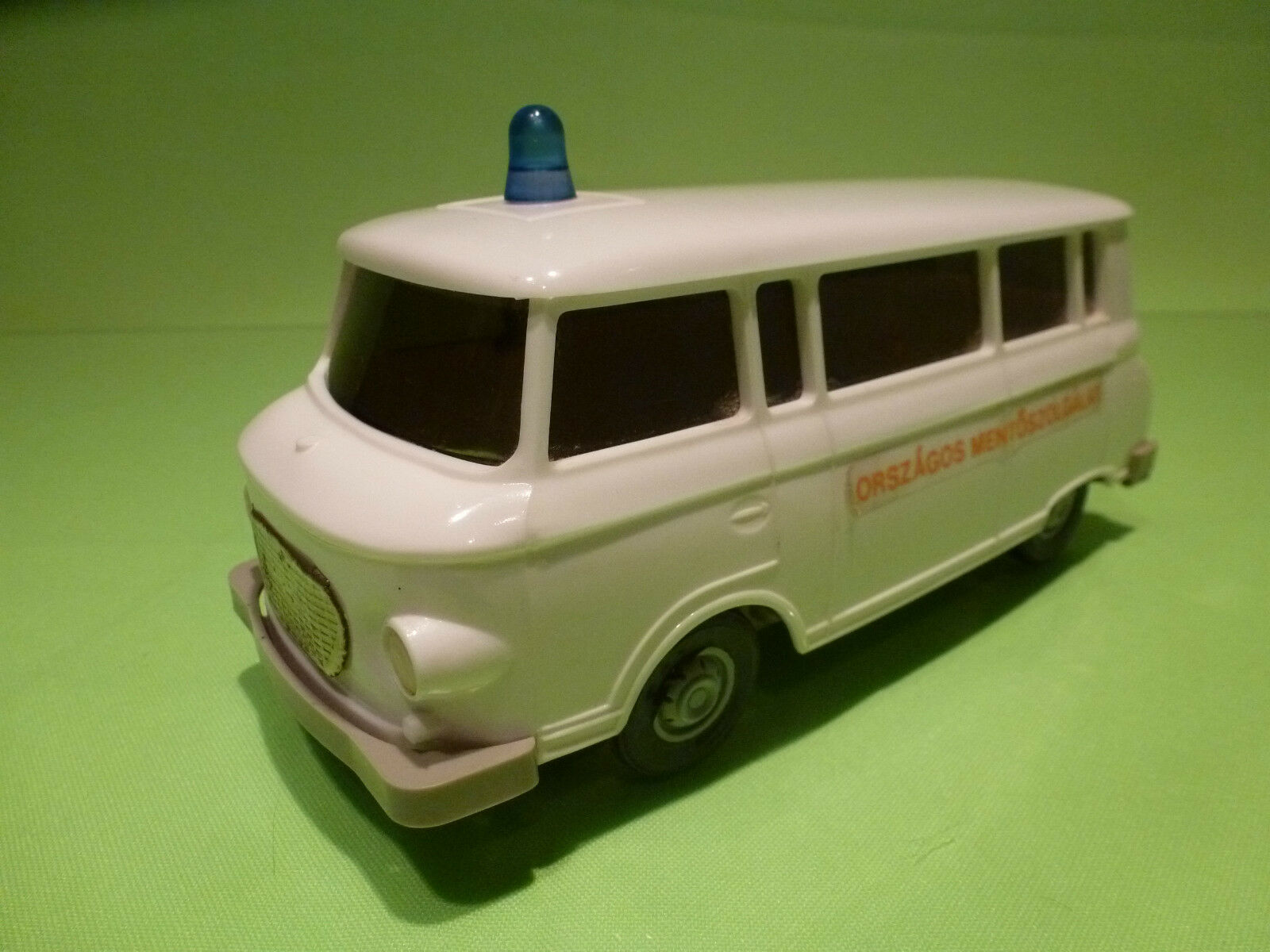 ANKER BARKAS B1000 B1000 B1000 - AMBULANCE ORSZAGOS MENTOSZOLGALAT 1 25 - GOOD CONDITION ddb739