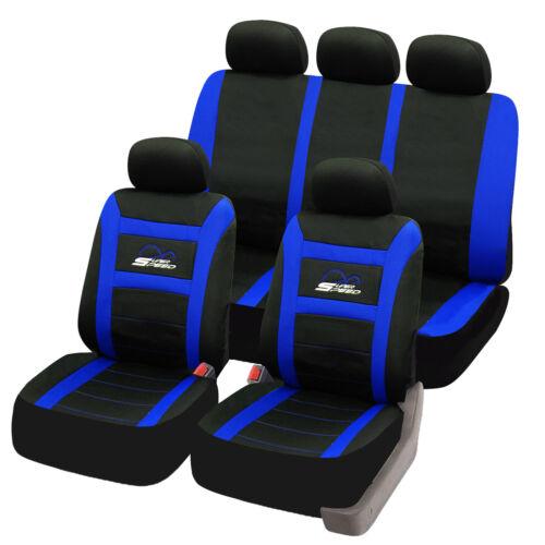 Auto Schonbezug Komplettset Sitzbezüge für Seat Ibiza SCSC009533