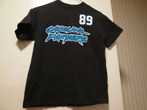 Steve Smith Carolina Panthers   89 youth tee shirt Size youth small ... 37ee4f216