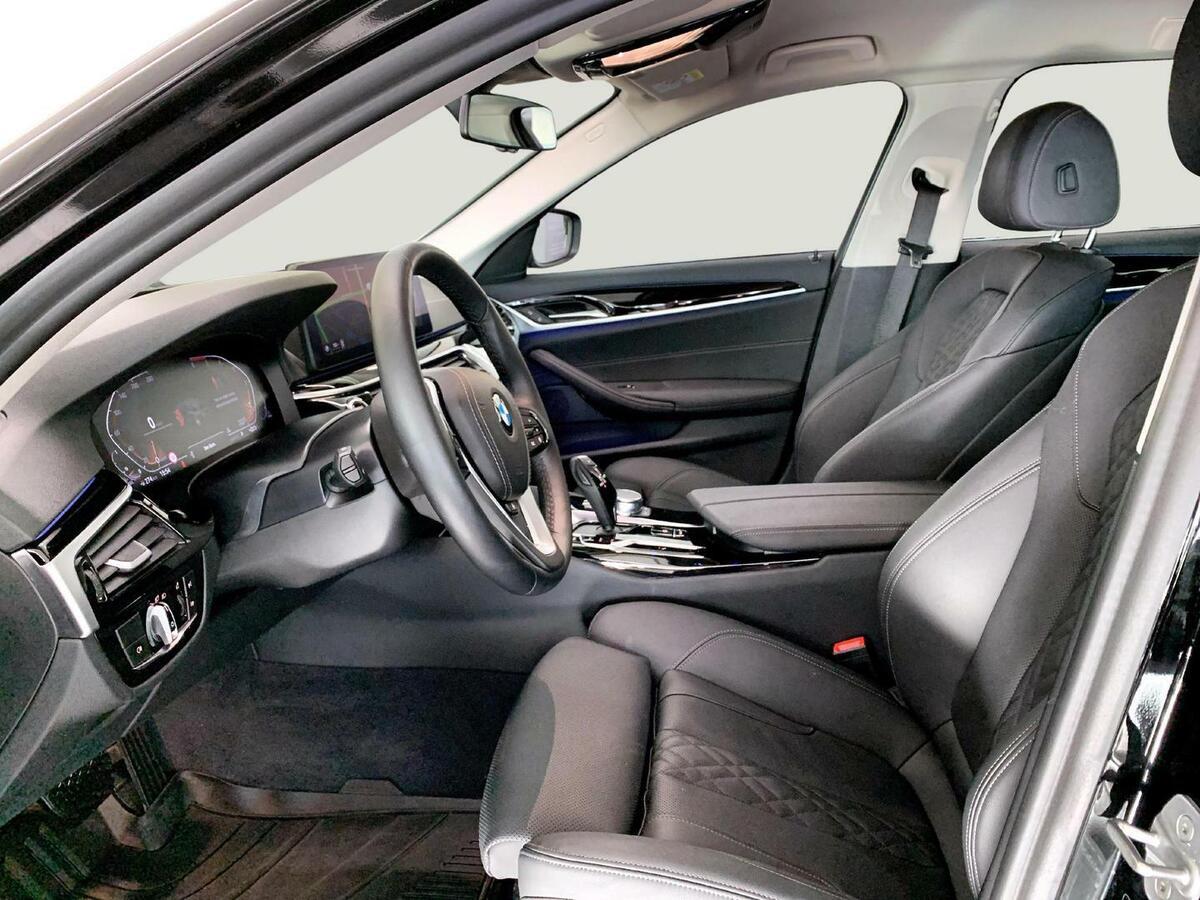 BMW 520d Touring Sport Line aut.