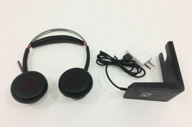 Plantronics Voyager Focus Uc Bluetooth Usb B825 Headset For Sale Online Ebay