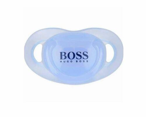 Hugo Boss J90P04 771 Baby/'s Dummy Light Blue