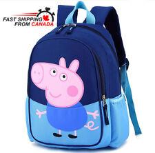 Mini Preschool Backpack Peppa Pig Kids Bag Small Accessories
