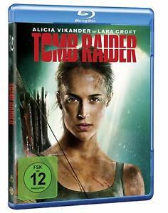 Tomb Raider (2018) [Blu-Ray/Nuovo/Scatola Originale] reboot per i videogame-l' eroina Lara Croft.