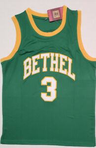 d6f50d9a01b Image is loading Bethel-High-School-Throwback-Basketball-Jersey-ALLEN- IVERSON-