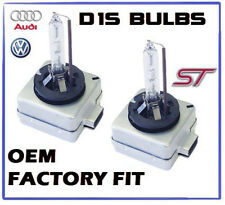 2x D1S factory fitted Xenon HID Replacement Bulbs 6000k BI XENON OEM BMW AUDI S
