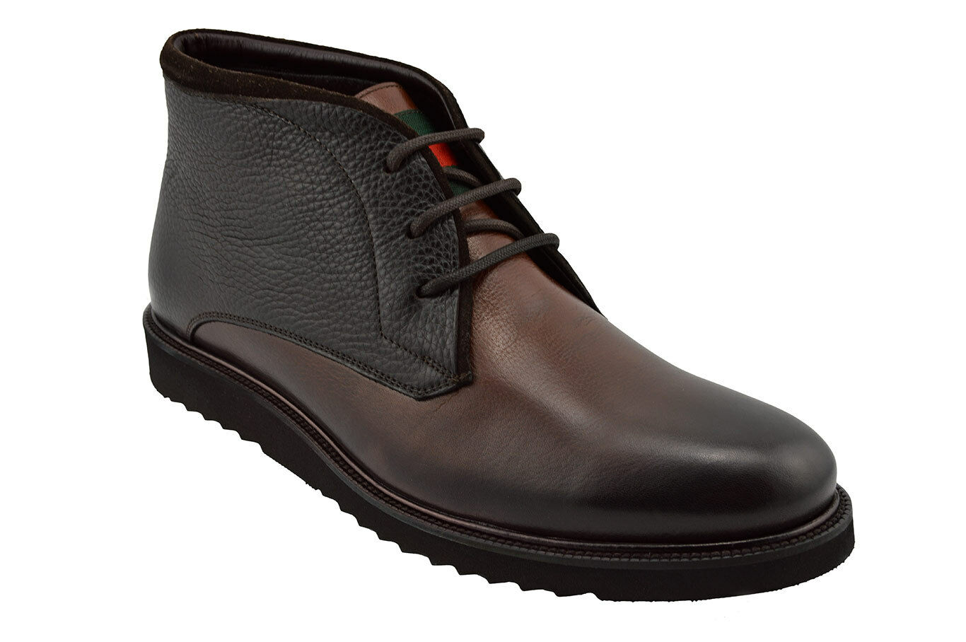 230 MASQLEN braun 2 Tone Leather CHUKKA CHUKKA CHUKKA Ankle Stiefel Men schuhe NEW COLLECTION 69a40f