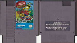 Simpsons-Bart-vs-The-Space-Mutants-Nintendo-NES-Tested-Cartridge-Only