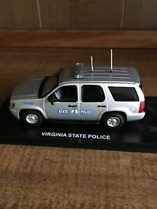 first response 1 43 virginia state police chevy tahoe ebay. Cars Review. Best American Auto & Cars Review