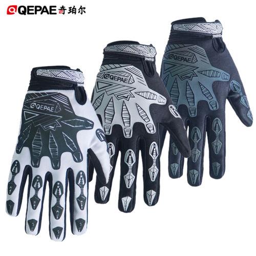 Réfléchissants vélo gants sport gants basiques qepae 7518 Nouveau