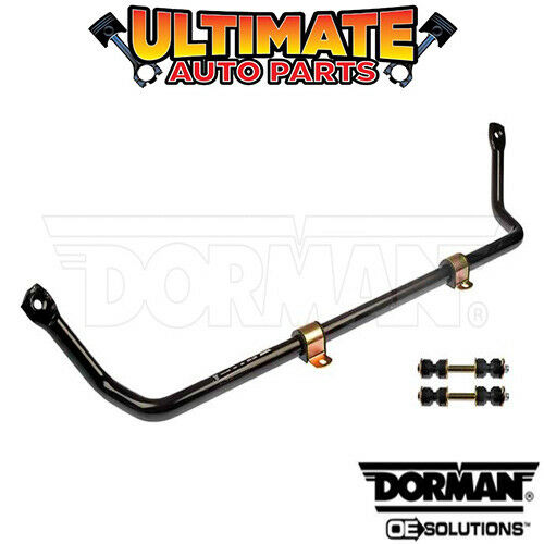 for 92-99 K1500 Front Stabilizer Sway Bar with Links K2500 Suburban