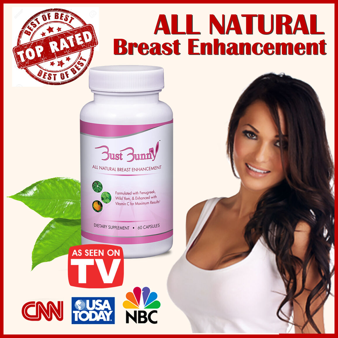 Sexual enhancement as seen on tv