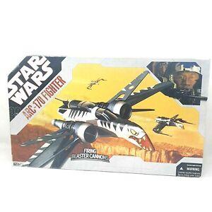 STAR Wars 30th ANNIVERSARIO-ARC-170 FIGHTER SIGILLATO NON APERTO colleters articolo