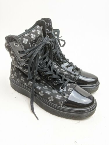 Dr Martens Blend Mix High Ankle Sneakers Boots Sz