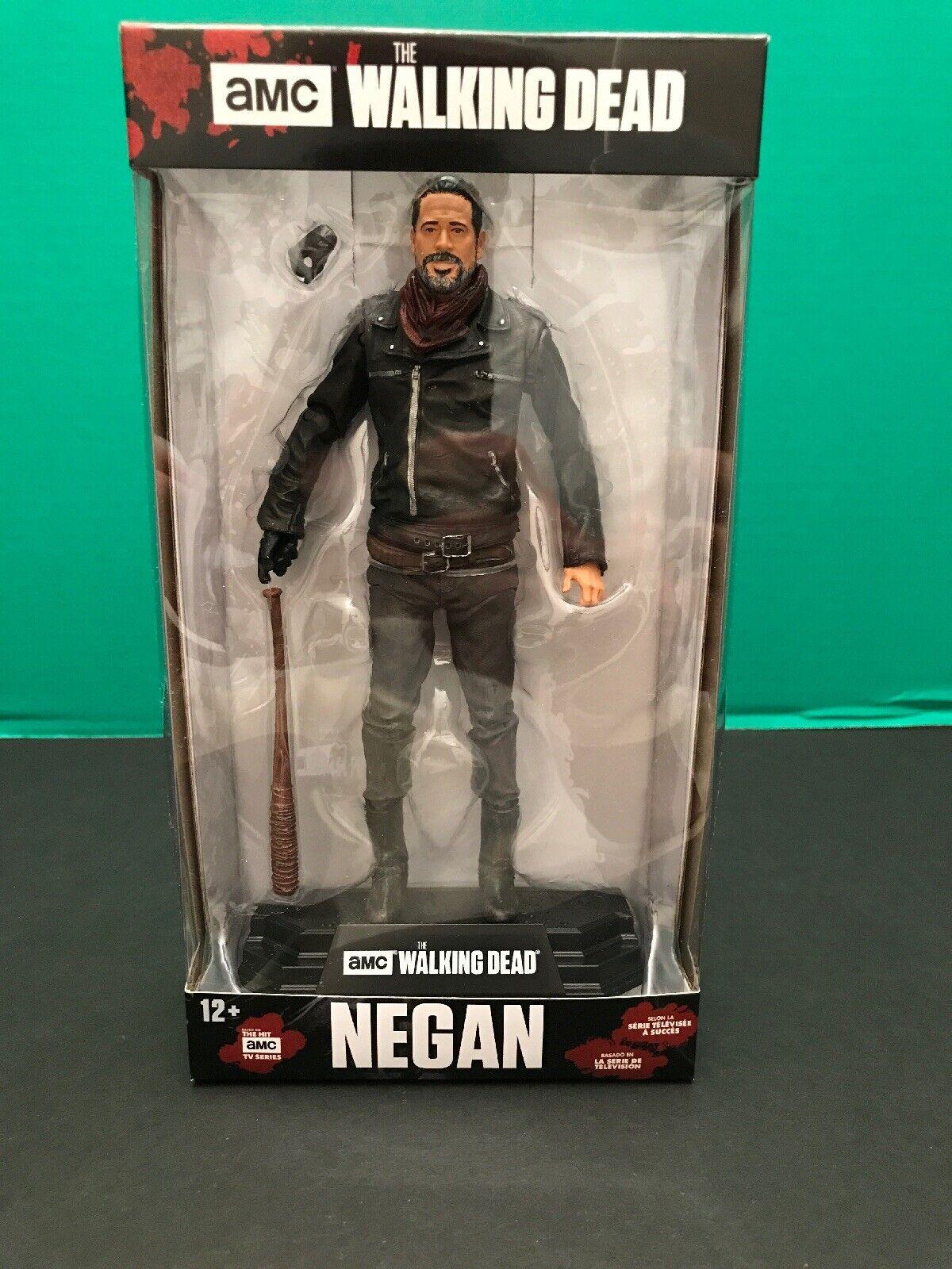 """McFarlane Toys couleur Tops ~ 7/"""" negan Figurine ~ de AMC/'s /""""The Walking Dead/"""""""