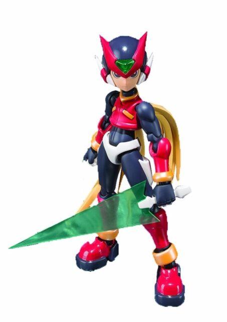 S.H.Figurines Rockman Megaman Zéro Figurine Articulée Bandai Tamashii Nations