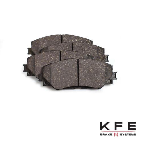 FRONT New Premium Ceramic Disc Brake Pad Set With Shim Fits Toyota Scion KFE1210