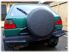 Reserveradabdeckung Reifencover Suzuki Samurai Vitara Honda CR-V VWT4 64x22cm