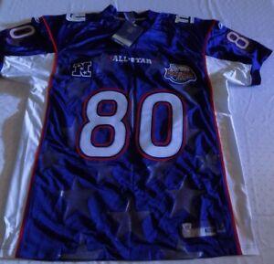 uk availability cad51 de8df Details about Jeremy Shockey New York Giants 2004 Pro Bowl Jersey XL 52  Authentic Reebok NFL