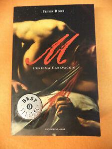 M L Enigma Caravaggio.Dettagli Su Book Libro M L Enigma Di Caravaggio Peter Robb Oscar Mondadori Best Sellers Lb7