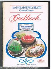 The Philadelphia Brand Cream Cheese Cookbook - 100th Anv. - Spiral Hardback