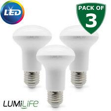 3 LED de alta potencia R63 6W E27 Reflector Luz Bombilla Fría Blanco 40w 45w De Repuesto