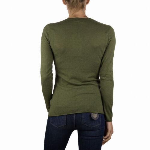 LiuJo Jeans Maglia Donna Col Verde tg L-49 /% OCCASIONE
