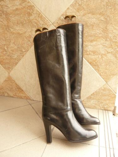 Stivali Shoes Nero Italia Bot New 39 5 T Vintage CrwqCZSt