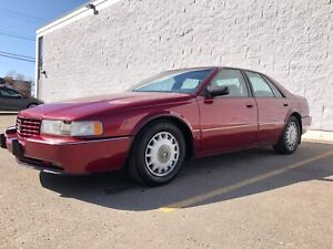 1992 Cadillac STS STS
