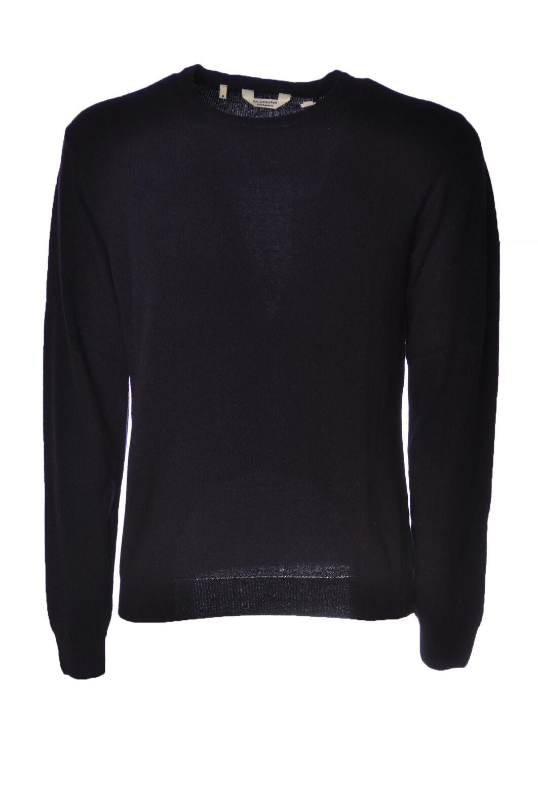 Re_Branded  -  Sweaters - Male - Blau - 4405006B182454