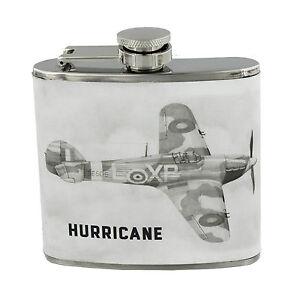 RAF Hurricane Sketch 5oz Hipflask yvBlVYap-09113543-514035398