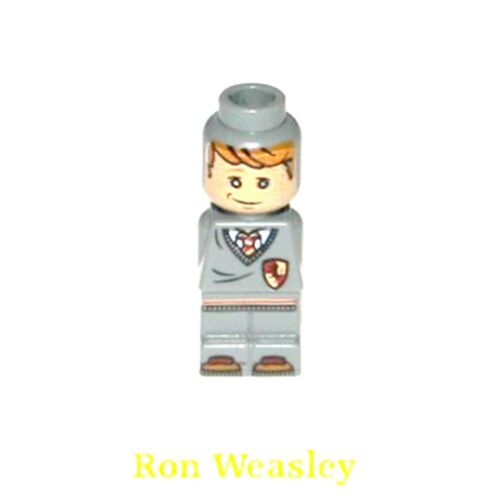 Lego Micro figure ron weasley from set 3862