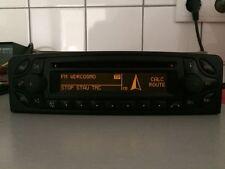 MERCEDES-Benz Audio 30 APS be4718 + CD di Navigazione versione 10.1