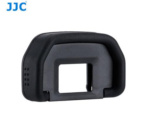 JJC Rubber Eyepiece Eye Cup for Canon 5D2 6D 80D 70D 60D 50D Replaces Eb 2-Pcs