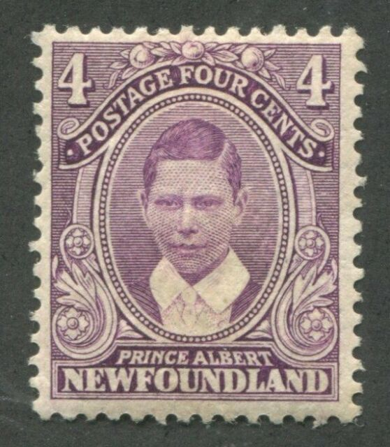 NEWFOUNDLAND #107 MINT VF