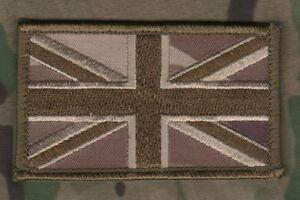 Talizombie Whacker Alliée Coalition Opérateur Burdock-Hook Drapeau Royaume-Uni