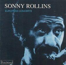 Sonny Rollins  European Concerts MAX ROACH DON CHERRY MILT JACKSON ART BLAKEY