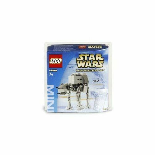 LEGO Star Wars 4489 Mini AT-AT Contains 98 Pieces Rare
